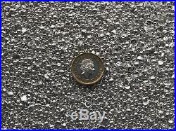 1000g/1kg Solid Silver Shot/grain/nuggets 99.99 (lot C)