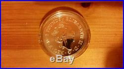 10x 2018 Trafalgar Square Landmarks of Britain, 1OZ Silver Bullion Coin Low Mint