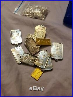 146.7 Gram. 999 Solid Fine Solid Silver Bullion