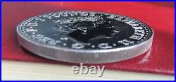 15 x 2021 -1 oz solid silver Britannia, uncirculated Perfect Christmas present