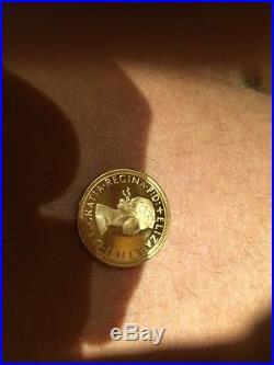 1963 Solid Gold Full Sov