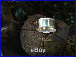 1 Bracelet Time Ring Goku Black Zamasu DBS Solid silver 950, 34mm wide CAHUESNK