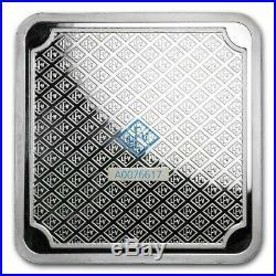 1 Kilo Silver Bar Geiger Edelmetalle (Original Square Series)