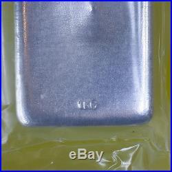 1 kilo SOLID SILVER 999 Bullion Bar, Individually sealed & Australian Made