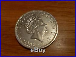 1 oz silver britannia coins 17 coins in total. Solid. 999 silver