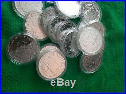 2014 x20 Britannia Solid Silver £2 Mule With Lunar Horse Reverse 1oz Coins Lot 3