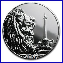 2016 Great Britain Silver £100 for £100 Trafalgar Square