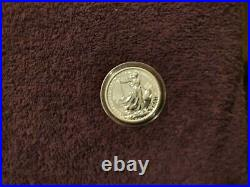 2017 Uncirculated 10 x £2 BRITTANIA 1OZ TROY FINE SILVER BULLION COIN. 999 Solid
