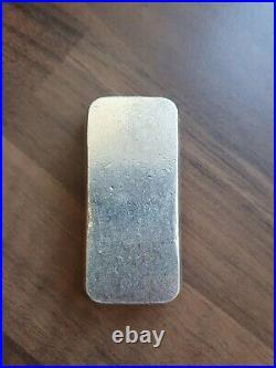 250 Gram Umicore 999 Solid Silver Bullion Bar