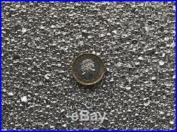 250g Solid Silver Shot/grain/nuggets 99.99 (lot C)