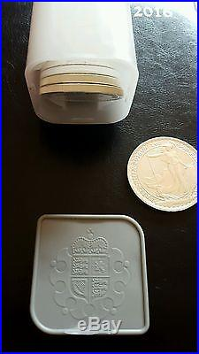 25 Britannia 2016 Pure. 999 Solid Silver 1 0z. Best Buy On The Market. Uk