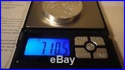 25 Ozt, 710 Grams, Solid Sterling Silver Bars And Rounds, Look, Very Fine, Silver