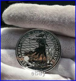 25 x 2021 1 oz solid silver Britannia, uncirculated Perfect Christmas present