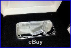30 Rare Silver Ingot Pure Solid Collectors Edition 1-oz Bullion Bars (Brand New)