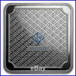 500 gram Silver Bar Geiger Edelmetalle (Original Square Series) SKU#155915