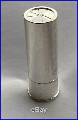 5Oz 999 Pure Fine Silver Shotgun Shell This Is Made Of Solid silver