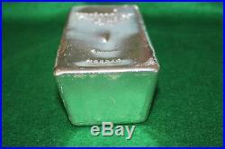 5 kg Kilo Umicore silver bar. 999 Pure Solid Silver
