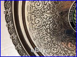 996g 1kg Solid Silver Medal Military Bar Coin Scrap Sterling 925 830 Bullion Art