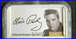 Elvis Presley 2018 Solid Silver/Gold Medallion, 1 Troy Oz. 9999 Fine Silver #231