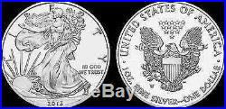 (LOT OF 100) 1 OUNCE SOLID DATE SILVER AMERICAN EAGLE S. 999 1oz