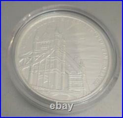 London Landmarks 1oz Silver Coins Big Ben Tower Bridge Trafalgar Square