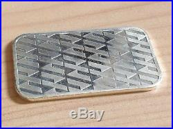 Lot of 8 Asahi high purity 999 finesse solid silver bar 1oz Troy each 31.1gms