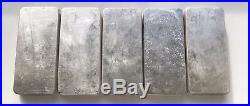 Metalor 1 Kilo Solid Silver. 999 Bar 2