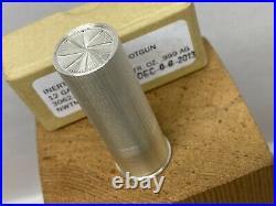 Northwest Terr Mint 7 oz. 999 Solid Silver Shotgun Shell