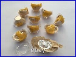 Silver Ingots. 999 Fine Solid Silver Bullion x10