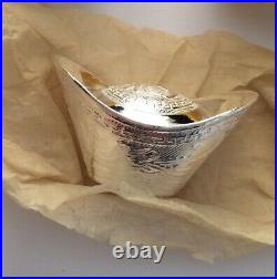 Solid Silver Bullion Ingots Lot. 999