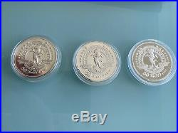 Solid Silver Coins LIMITED EDITION STORYLINE COMMEMORATIVE PROOFSET