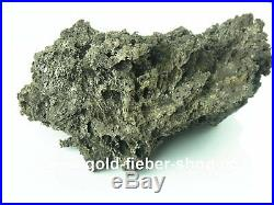 Solid Silver Genuine Silber-Nugget from Canada 800 Gramm Covered Coin 143