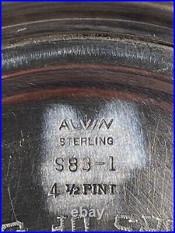Sterling Silver Tea Water Pitcher Under Spot Price Silver Bullion