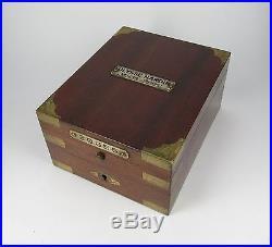 Vintage ULYSSE & NARDIN CHRONOMETRE pocket watch, Power Reserve, solid silver